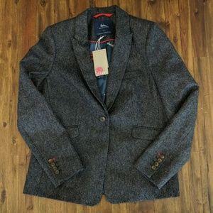 NWT Boden Tweed Blazer
